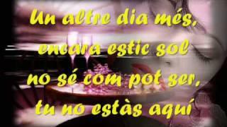 No estas sol (Chenoa) / MARATÓ TV3