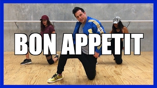 Katy Perry ft. Migos - BON APPETIT Dance Choreography