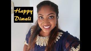 Diwali 2017 ( Make-up, outfit, decoration & henna)