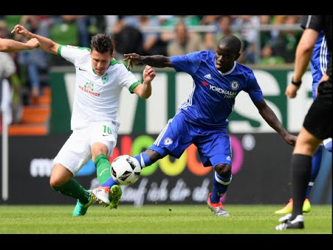 Werder Bremen Vs Chelsea | Review & Highlights | Hazard, Oscar, Costa & Pedro