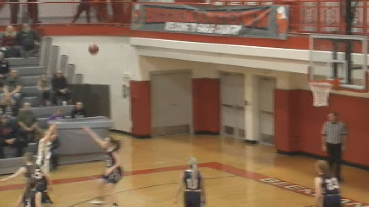 Emily Brooks Buzzer Beater  2-26-18