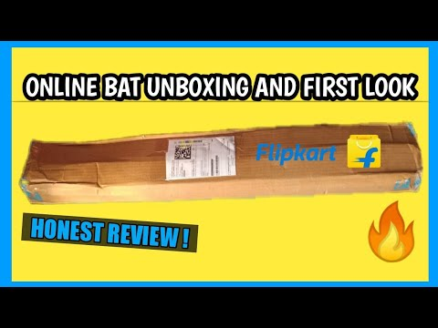 cricket bat unboxing flipkart | best tennis cricket bat under 500 | tennis ball cricket bat unboxing