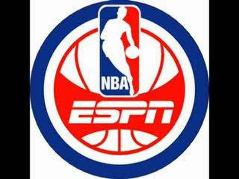NBA on ESPN Current Theme
