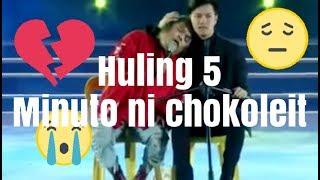 Ang huling 5 minutong pagpapatawa ni Chokoleit. Salamat  Choki, RIP