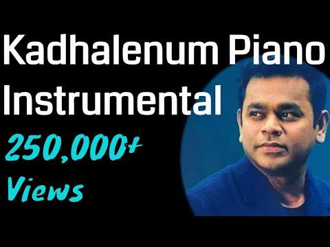 Kadhalenum Instrumental - Kadhalar Dhinam