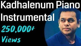 Repeat youtube video Kadhalenum Instrumental - Kadhalar Dhinam