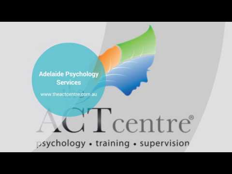 Psychologist Adelaide   The ACT Centre