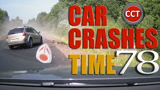 Car Crashes Compilation - Accidents August 2015 - episode #78 HD