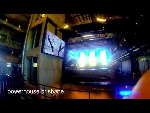 Brisbane Powerhouse is an arts and cultural hub