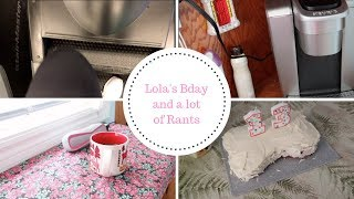 Lolaand39s Birthday Party And All Of The Rants L Amandaandlola Vlogs