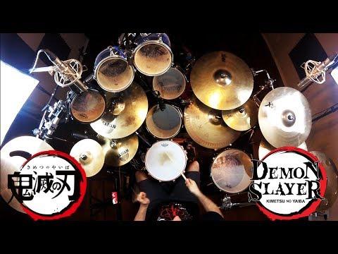 Kin | Demon Slayer OP / LiSA | Gurenge | Drum Cover (Studio Quality)