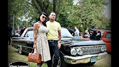 Rust O Rama Rockabilly Weekend 2016 Salem Oregon Car Show, Pin Ups, Rat Rods with Duke and Lola