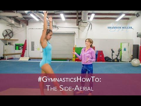 #GymnasticsHowTo: Side Aerial