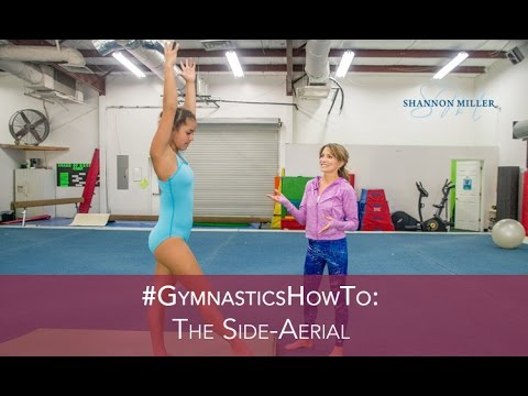 #GymnasticsHowTo: Side Aerial