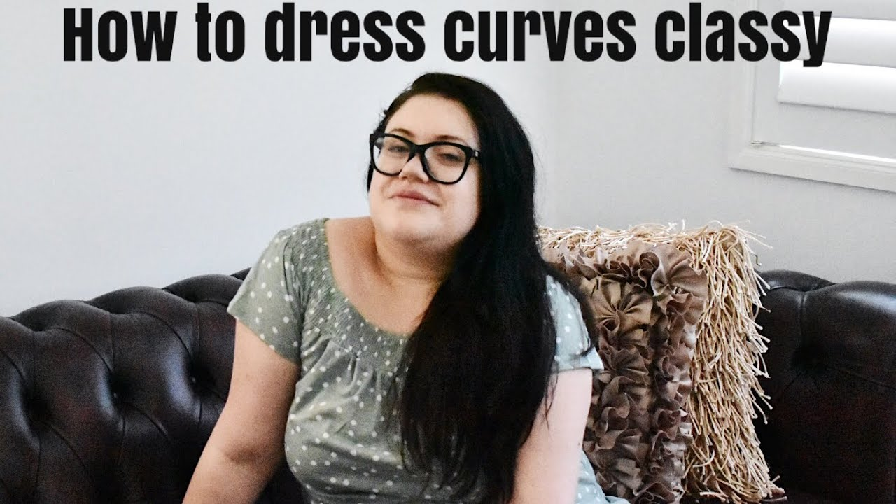 How to Style your curves classy | Elegance Of She