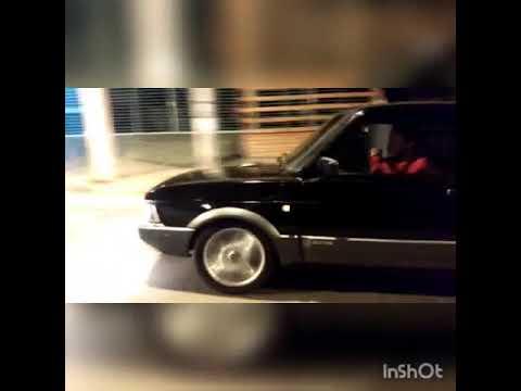 Rolezinho De Fiat Spazio Na Madrugada...Top Demais...