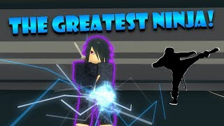 THE GREATEST NINJA!! SASUKE UCHIHA!! | Roblox: Anime Cross 2