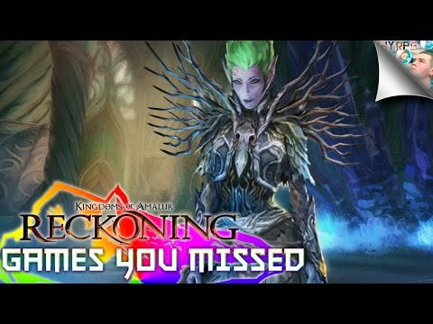 Games You Missed: Kingdoms of Amalur: Reckoning - What's a Skyrim?