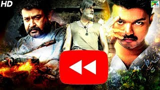 Top 5 South Action Scenes 2019 | Sher Ka Shikaar, Shoorveer 2, Khakhi Aur Khiladi | #YouTubeRewind
