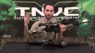 PVS-14 Weapon Mounting Limitations