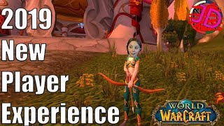 How New Player Friendly is World of Warcraft in 2019?