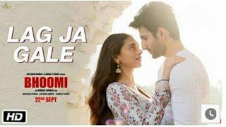 Lag Ja Gale Song | Bhoomi | Rahat Fateh Ali Khan | Sachin-Jigar | Aditi Rao Hydari | Sidhant Lyrical