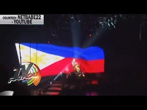 Bruno Mars proud to be a Filipino