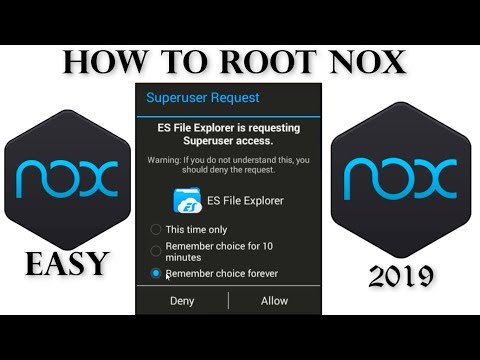 How To Root Nox App Player