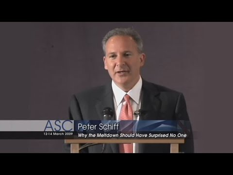 Why the Meltdown Should Have Surprised No One | Peter Schiff