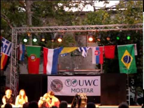 The Opening Ceremony of 2013 | UWC Mostar