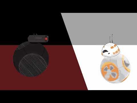 BB-8 prank calls BB-9E