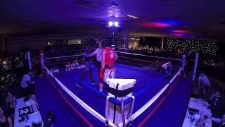 Ultra White Collar Boxing | Bristol | Nick Roley VS Idrissa Forfana