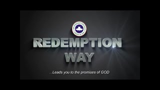REDEMPTION WAY ||  YOUR TOMORROW WILL BE ALRIGHT