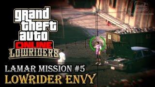 Скачать GTA Online Lowriders Mission 5 Lowrider Envy Hard Difficulty