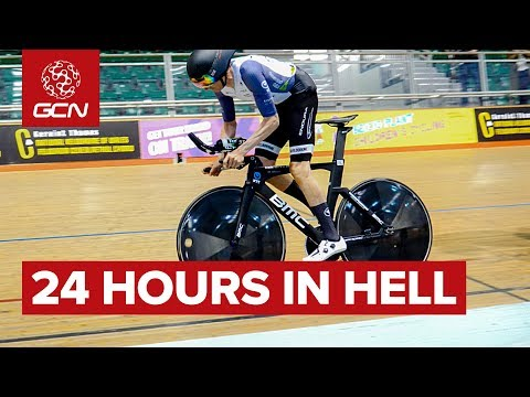 Cycling 950km In 24 Hours - A World Record Attempt