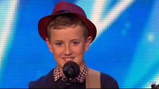 BGT 2015 AUDITIONS -  HENRY GALLAGHER thumbnail