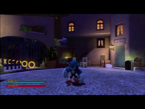 Sonic Unleashed -