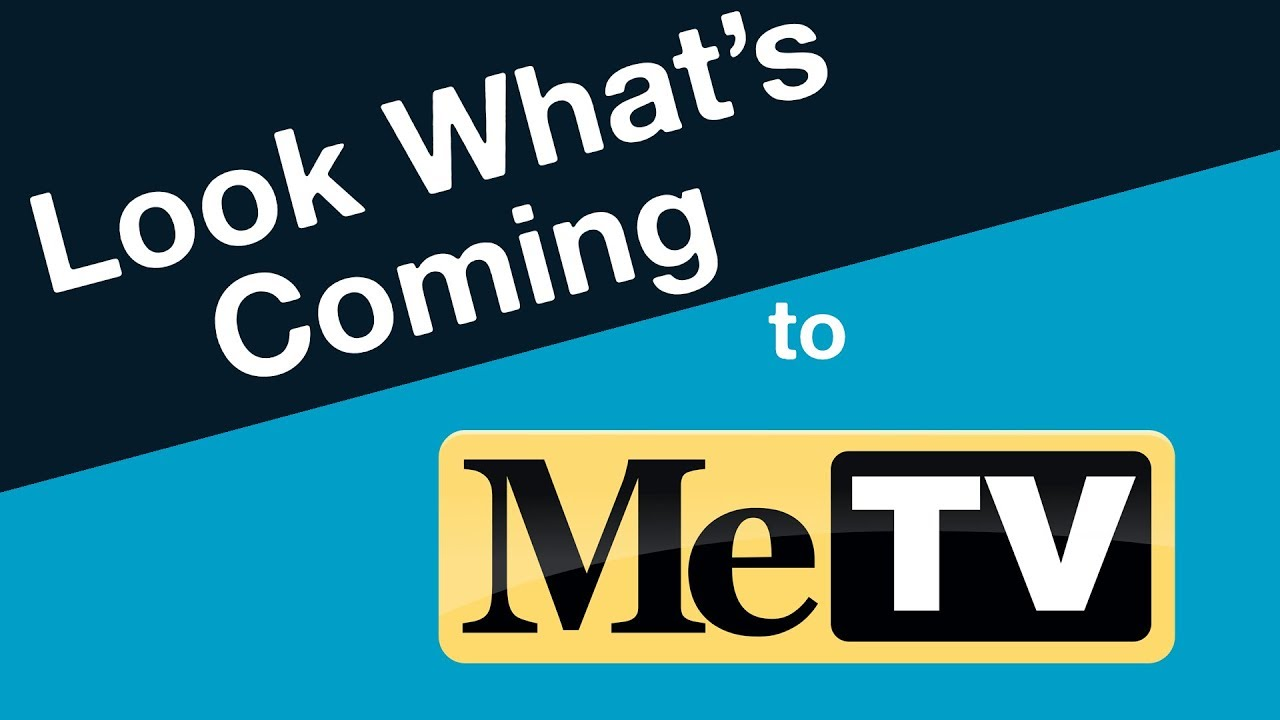 Metv Winter Schedule 2020.Metv Fall Schedule 2020 Schedule 2020 Hermanbroodfilm