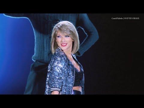 Taylor Swift Intro Miss Americana NETFLIX Legendado