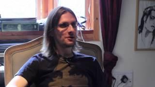 Steven Wilson Mikael Akerfeldt on Storm Corrosion