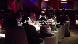 Lela's Lounge Speed Dating