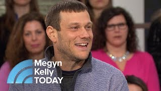 Meet The Meat Lover Who Lost 230 Pounds By Eating Plants And Running | Megyn Kelly TODAY