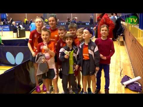 III Grand Prix Mazowsza w tenisie stołowym