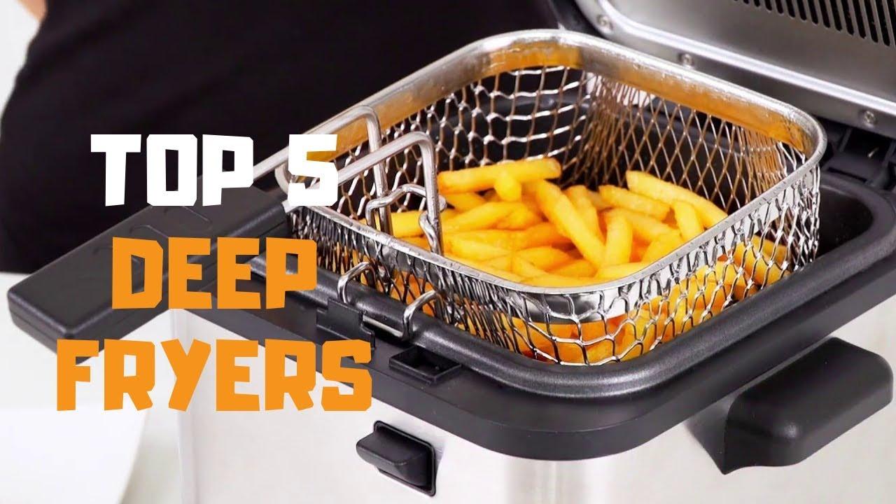 Best Deep Fryer in 2019 - Top 5 Deep Fryers Review