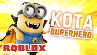 ROBLOX INDONESiA   ITS CITY OF SUPERHEROES 😍