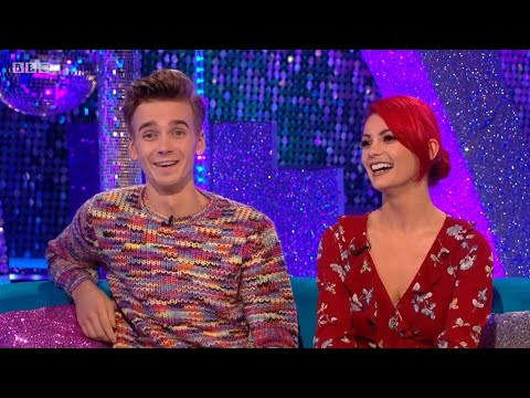 Joe Sugg & Dianne Buswell Strictly Come Dancing It Takes Two WEEK 11