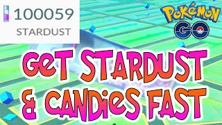 Pokemon GO - How To Get 100k Stardust & Candy FAST & Why They Are Important