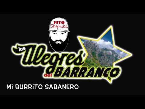 Los Alegres Del Barranco - Mi Burrito Sabanero