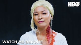 True Bloods Sookie Halloween Makeup Tutorial | #WatchMeBecome | HBO