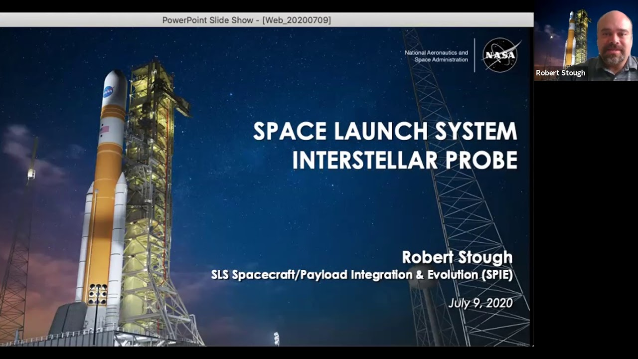 Webinar: Access to the Outer Solar System